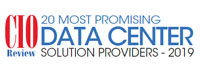 Top 20 Data Center Solution Companies - 2019
