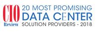 Top 20 Data Center Solution Providers - 2018